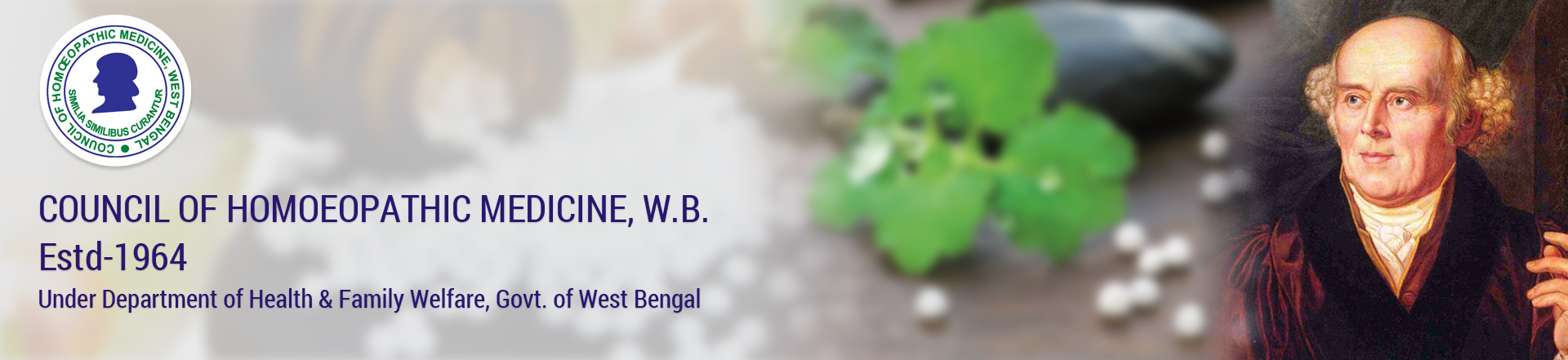 Council of homepathic medicine  westbengal